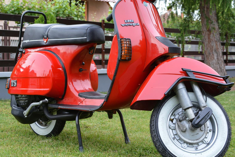 Moto | PIAGGIO VESPA LML T5 150